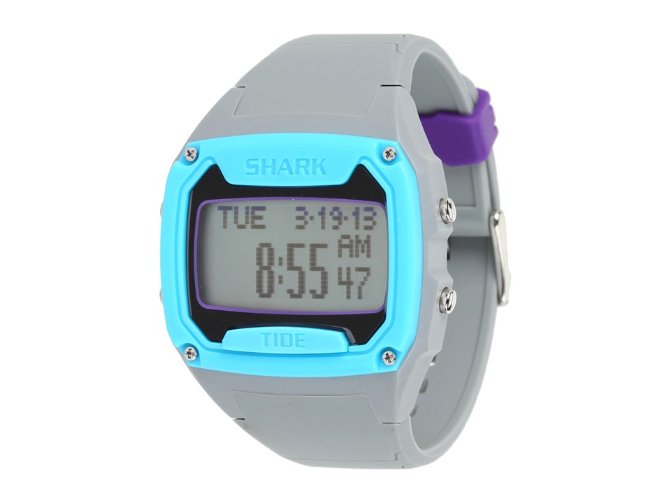 Freestyle - Killer Shark Tide (Cyan/Grey) Watches