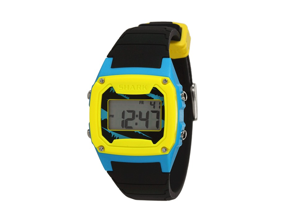 Freestyle - Shark Classic Silicone (Black/Blue/Yellow) Watches