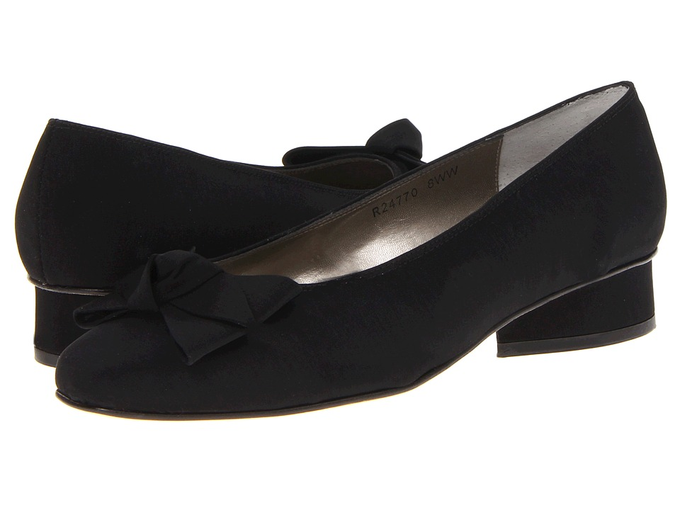 Rose Petals - Drip (Black Micro) Women's Slip on Shoes
