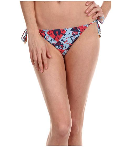 Marc by Marc Jacobs - Bones Side Tie String Bottom (Rouge Red) Women's Swimwear