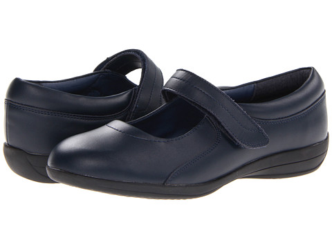 Kenneth Cole Reaction Kids - Take the Grade Uniform (Little Kid/Big Kid) (Navy) Girls Shoes