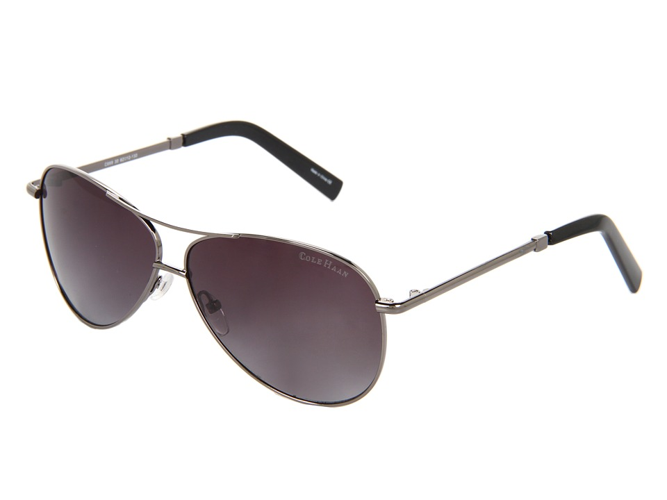 e92883111d70 ... UPC 796764548598 product image for Cole Haan - C 669 (Gunmetal) Fashion  Sunglasses