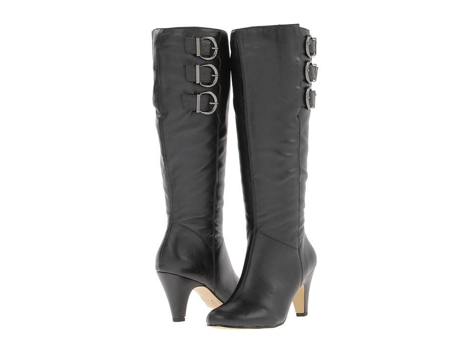 Bella-Vita - Transit II Plus (Black Smooth) Women's Boots