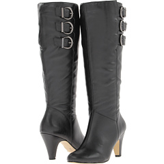 Bella Vita Transit II Plus (Black Smooth) Footwear