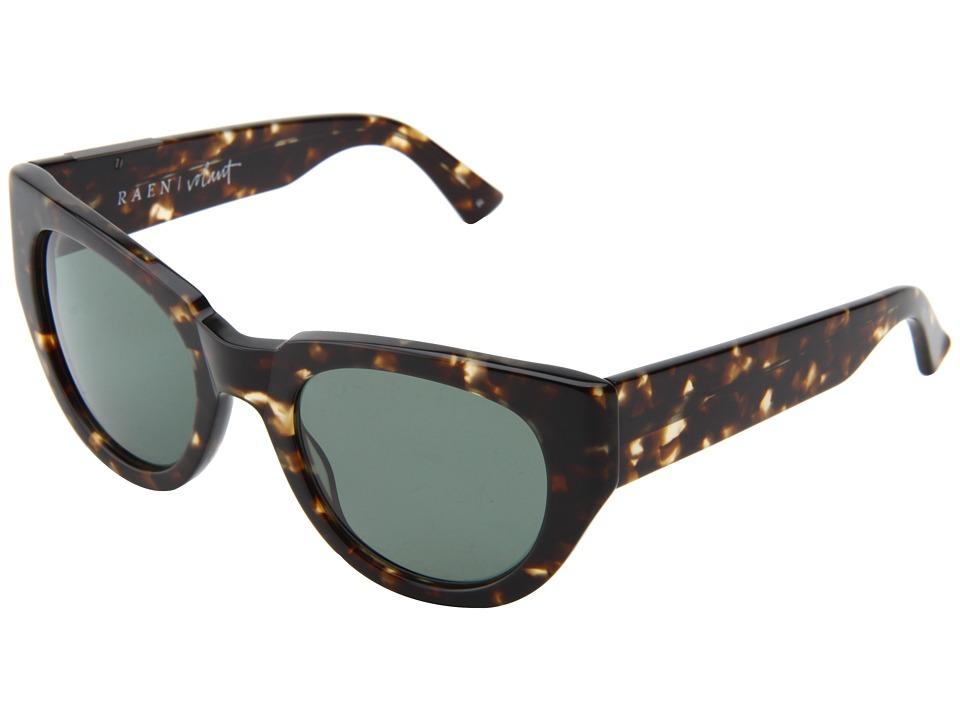 RAEN Optics - Volant (Brindle Tortoise) Plastic Frame Sport Sunglasses
