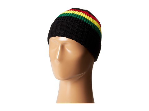 Coal - The Lucas (Black) Beanies