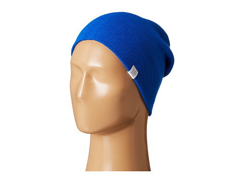 Coal - The FLT (Royal Blue) Beanies
