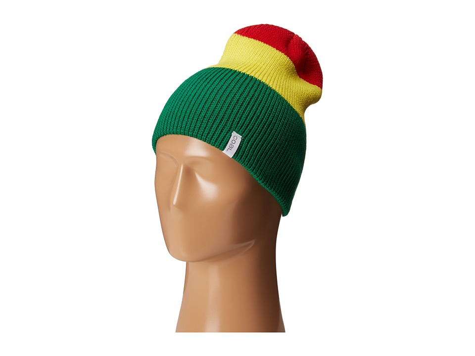 Coal - The Frena (Rasta) Beanies
