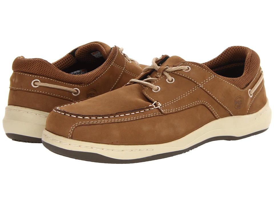 Timberland PRO - Bryson Shoe Alloy Safety ESD (Tan) Men