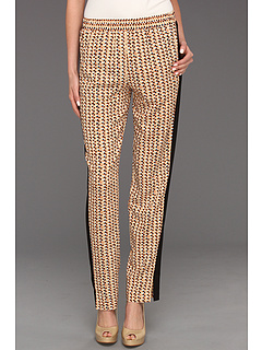 SALE! $36.99 - Save $141 on BCBGMAXAZRIA Clay Relaxed Pant (Powder Combo) Apparel - 79.22% OFF $178.00