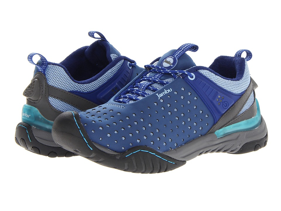 Jambu - Ambient Walker (Blue) Women's Walking Shoes