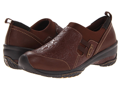 Jambu - Gourmet - Vegan (Coffee) Women's Shoes
