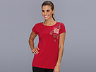 Life is good Topnotch Open Neck Tee