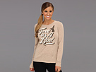 Life is good Creamy Long Sleeve Tee