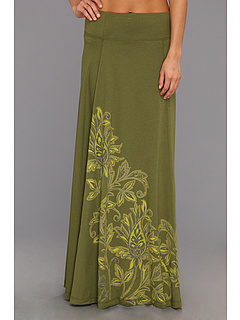 SALE! $26.99 - Save $37 on Life is good Maxi Skirt (Olive Green) Apparel - 57.83% OFF $64.00