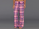 Life is good Plaid Flannel Sleep Pant