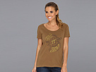 Life is good Organic Scoop Neck Tee
