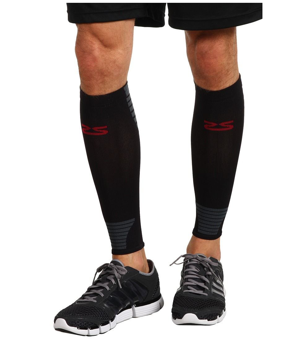 Zensah - Ultra Compression Leg Sleeves (Black) Athletic Sports Equipment