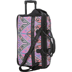 SALE! $79.99 - Save $62 on Billabong Globe Trotter (Multi) Bags and Luggage - 43.67% OFF $142.00