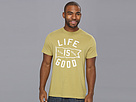 Life is good Spread Good Vibes Creamy Tee
