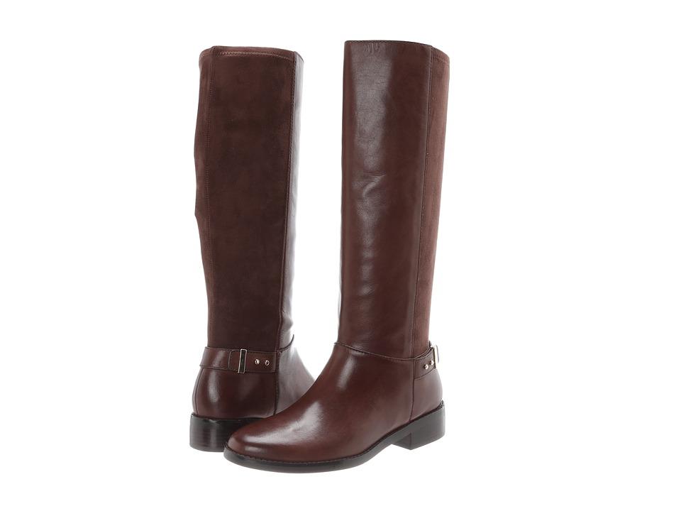 Cole Haan Adler Tall Boot (Chestnut) Women