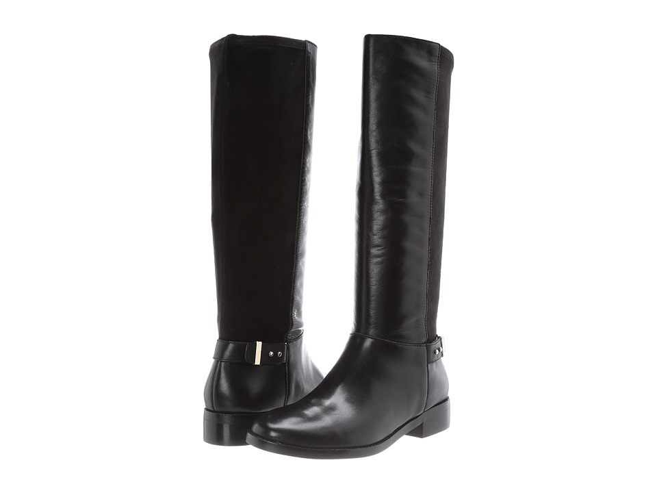 Cole Haan - Adler Tall Boot (Black) Women
