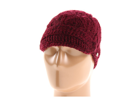 Coal - The Madison (Burgundy) Beanies