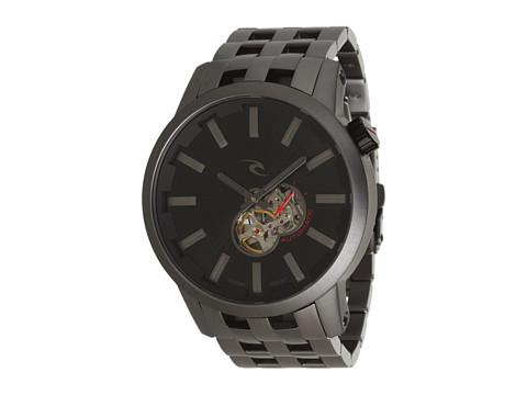Rip Curl - Mick Fanning Detroit Titanium Auto (Black Titanium) Watches