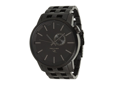 Rip Curl - Detroit (Matte Black) Watches