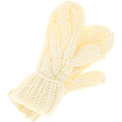 SALE! $16.99 - Save $11 on Coal The Rosalita Mitten (Cr me) Accessories - 39.32% OFF $28.00