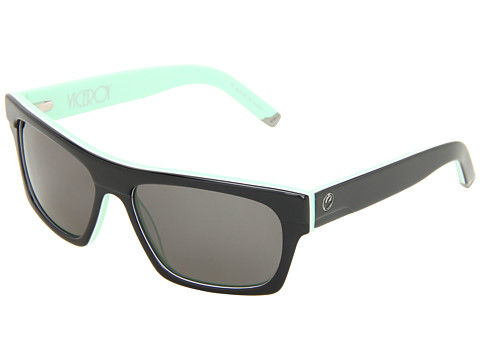 Dragon Alliance - Viceroy (Jet Mint/Grey) Sport Sunglasses