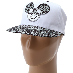 SALE! $14.99 - Save $11 on Neff Neffmau5 Icon Spreckle Cap (White) Hats - 42.35% OFF $26.00