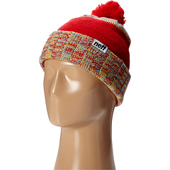 SALE! $17.99 - Save $8 on Neff Streak Beanie (Red Fa 13) Hats - 30.81% OFF $26.00
