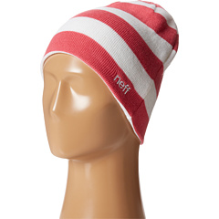SALE! $12.99 - Save $11 on Neff Reversibella Beanie (White Pink Fa 13) Hats - 45.88% OFF $24.00