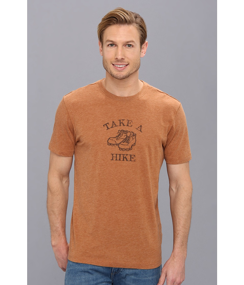 Life is good - Cool Tee 2 (Toasted Orange) Men's T Shirt