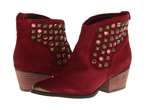 Chinese Laundry - I Spy (Syrah Suede) Women's Dress Boots