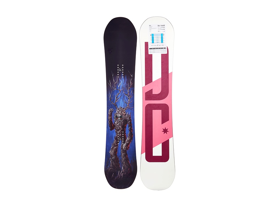 DC - Ply (Multi - 147) Snowboards Sports Equipment