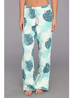 SALE! $29.99 - Save $10 on Life is good Siesta Raw Edge Sleep Pant (Large Mosaic Floral) Apparel - 25.03% OFF $40.00