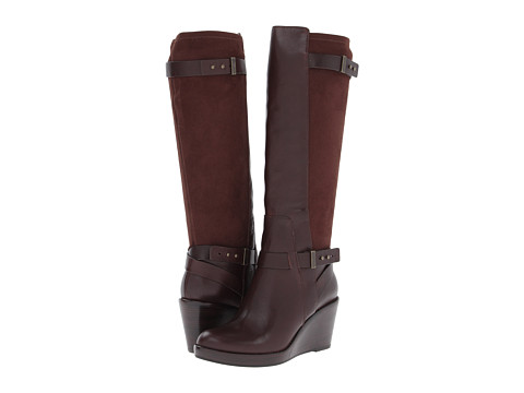Cole Haan - Fulton Wedge Boot (Chestnut) Women's Boots