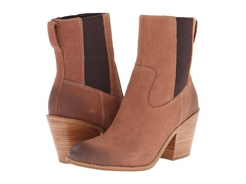 Cole Haan - Graham Short Boot (Sequoia Suede) Women's Boots