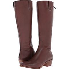 Cole Haan Wesley Tall Boot (Chestnut) Footwear