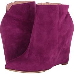 Cole Haan Verdi Bootie (Winery Suede) Footwear