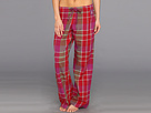 Life is good Holiday Plaid Flannel Sleep Pant