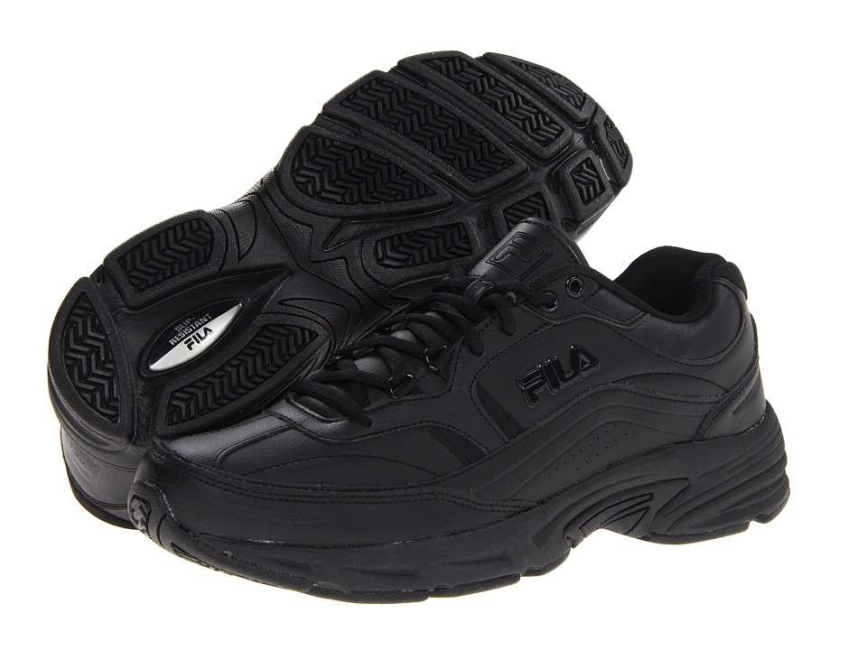 Fila Memory Workshift (Black/Black/Black) Men