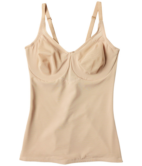 Miraclesuit Shapewear - Extra Firm Sexy Sheer Shaping Underwire Camisole (Nude) Women