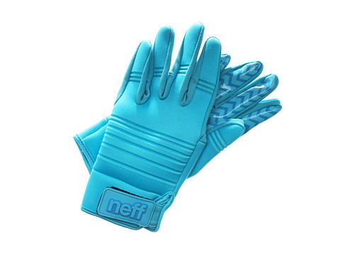 Neff - Daily Pipe Glove (Cyan) Extreme Cold Weather Gloves