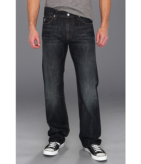 7 For All Mankind - Austyn Relaxed Straight in Montana (Montana) Men