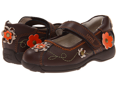 Umi Kids - Wendi (Toddler/Little Kid) (Brown Multi) Girls Shoes