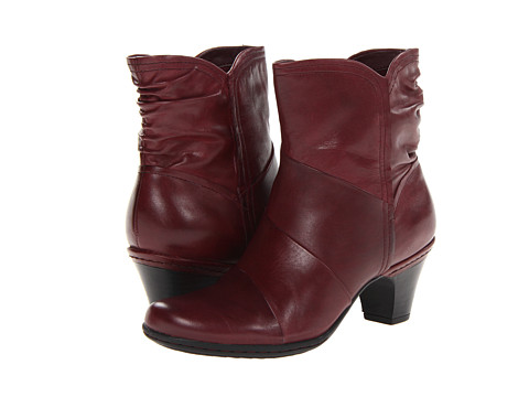 Cobb Hill - Sarah (Red) Women's Boots