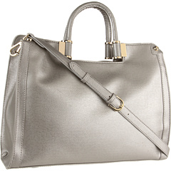 SALE! $81.99 - Save $68 on Ivanka Trump Rose Top Handle Shopper (Prosecco) Bags and Luggage - 45.34% OFF $150.00